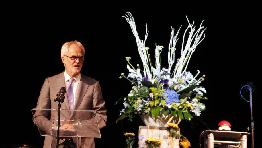 Presentatie in evenementenlocatie De Veiling Poeldijk