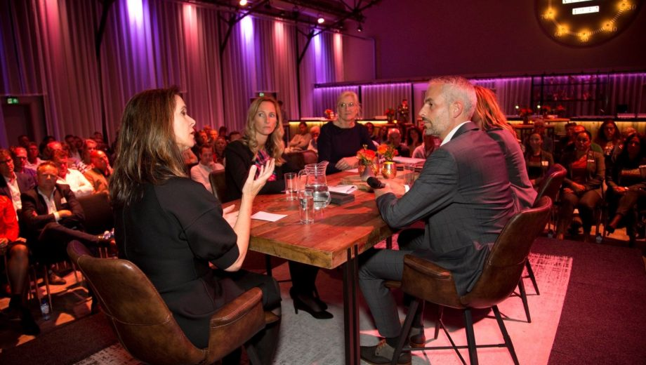 Kennisevent van GJ Personeelsdiensten in evenementenlocatie De Veiling Poeldijk