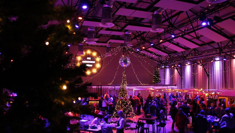 Evenementenlocatie De Veiling Poeldijk - Kerstfeest Looye Kwekers